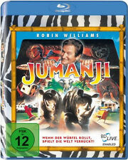 Blu-ray * JUMANJI - Robin Williams # NEU OVP <