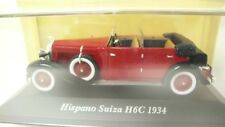 HISPANO SUIZA H6C 1934 1:43 IN BLISTER