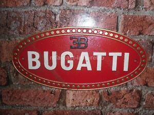 Cast Iron Bugatti
