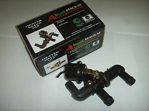 For Holden Commodore VN VP VR VS VT VX VY Heater Tap 90-03 New 4 Way Mackay AU