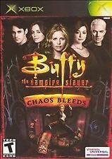 BRAND NEW SEALED - Buffy the Vampire Slayer: Chaos Bleeds (Microsoft Xbox, 2003)