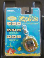 Giga Pet The Little Mermaid Virtual Friend Vintage 1997 New Tamagotchi Sealed