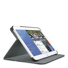 """Samsung Galaxy note 8"""" Belkin Cinema Stripe Bi Fold Case / Cover Stand - Blue"""