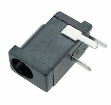 5 x 1.3mm x 3.5mm PCB DC Power Socket