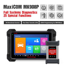 Autel MaxiCOM MK908P Elite OBD2 Automotive Scanner Diagnostic Tool Full Systems