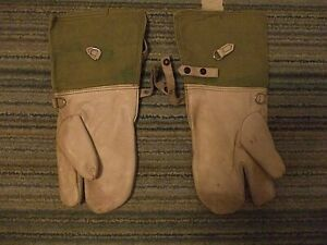 Ex Military Working Gloves