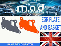 EGR BLANKING PLATE AND GASKET *PETROL* VAUXHALL OPEL ASTRA CORSA B / C AGILLA