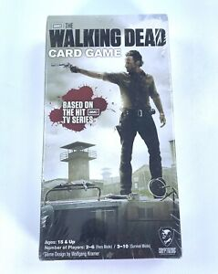 The Walking Dead Card Game By Cryptozoic AMC TV Series