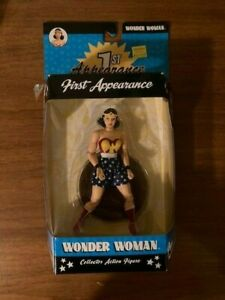 DC Direct First Appearance Wonder Woman!  1st!  Justice Society!