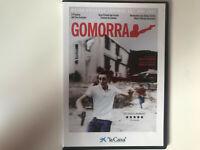 GOMORRA DVD MATTEO GARRONE NOVELA DE ROBERTO SAVIANO CASTELLANO E ITALIANO