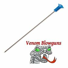 "10 .40 cal Pro-Length 5"" Extra Long Target Blowgun Darts Made by Venom Blowguns®"
