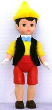 "McD 2004 Madame Alexander DOLL Series # 6 PINOCCHIO Boy Doll 5"" w/o Tag"