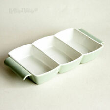 Unboxed Ironstone Poole Platters
