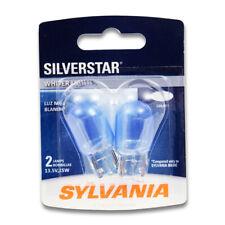 Sylvania SilverStar Daytime Running Light Bulb for Volkswagen Passat Eos ab