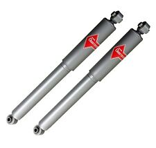 Pair Set of 2 Rear Gas-a-just KYB Shock Absorbers Monotube Perf. for Buick Chevy