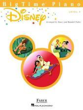 BigTime Piano Disney, Level 4 - Faber Piano Adventures Book 294523