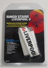 Capital Records Ringo Starr Liverpool 8 Studio Album Reusable USB Wristband