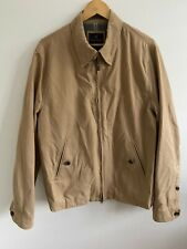 Brooks Brothers Harrington Jacket Beige Men's L