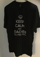 Keep Calm And Reacher Will Find You Tee, Men's L