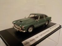 Aston Martin DB4 - Green Metallic, Diecast Metal Model, 1/43 Scale