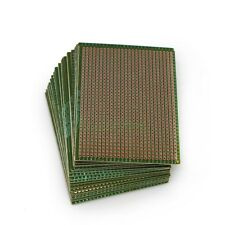 20pcs 70x90mm Stripboard Prototype Copper Strip Pcb Printed Circuit Board Diy