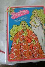 VINTAGE BARBIE DOLL TRUNK  1976