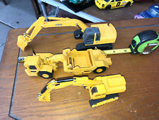 ERLT 2 sizes 2980SF & ? Track Hoe & Norscott 5257 (CAT 611) Excavator;  FAST S&H