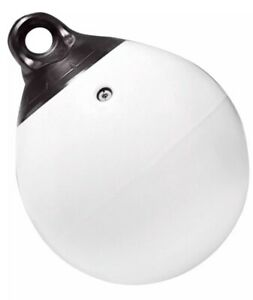"Taylor Made 12"" Tuff End™ Inflatable Vinyl Buoy - White  1143"