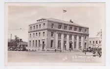 JAMESTOWN ND RPPC OF POST OFFICE CIRCA 1938