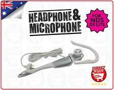 Headphone & Microphone Headset for Nintendo DS DS Lite Adjustable Mic Wi-Fi