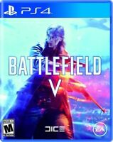 Battlefield V PS4 Sony PlayStation 4 BRAND NEW Sealed