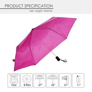 KUD 42 inch Arc Compact Lightweight Auto-open umbrella