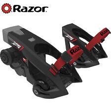 Razor Turbo Jetts Electric Heel Wheels Heavy Duty Frame With Hook & Loop Strap