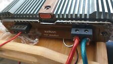 Audison thesis amplifier  hv16 old school amp