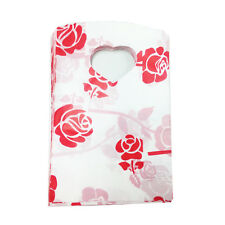 100PCS Pretty Pattern Gift Bag Plastic Jewelry Bag Party Wedding For Sale TSUS