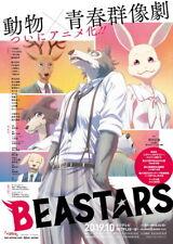 "002 BEASTARS - Animal Hot Japan Anime 24""x33"" Poster"