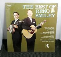 Reno And Smiley ‎– The Best Of Reno & Smiley (King  KS 1091)