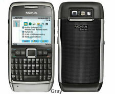 Original Unlocked Nokia E71 Full Qwerty Smartphone Mobile Phone Black/White