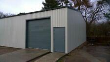 Grampian Steel Buildings, Double Garage, Workshop, Steel building