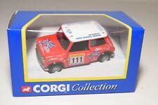 ^ CORGI TOYS 04408 4408 MINI MONTE CARLO RALLY RED MINT BOXED