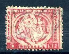 SPAIN - SPAGNA - 1936/1939  - Emissioni locali .Siviglia. Aiuto agli invalidi.