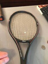 WILSON PRO MATRIX  mid size Graphite Composite PWS Tennis Racket