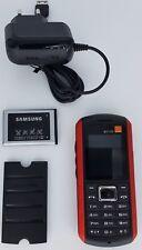 Samsung B2100 - Schwarz / Rot (Ohne Simlock) Refurbished (wie b 2710) 1A!!!