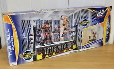 WWE  - Hell in a Cell - wrestling ring play set