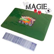 Tapis de magie VERT - 58 x 40 cm - Qualité VDF