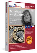 TSCHECHISCH lernen v. A bis Z - Sprachkurs-Komplett-DVD plus Smartphone-Version