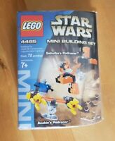 Lego Star Wars Set, Sebulba's and Anakin's Podracers (4485) Mint Condition.2003