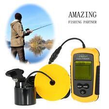 100m Depth Fish Finder Portable Sonar Sensor Alarm Transducer Fishfinder Hot
