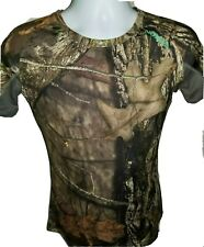 Women's NOMAD Mossy Oak Break Up Country Camo Hunting Cooling Shirt S