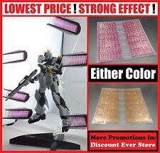 Master Grade 1/100 Hi-V Nu Gundam RX-93 V2 Lighting Funnel Special Effect Parts!